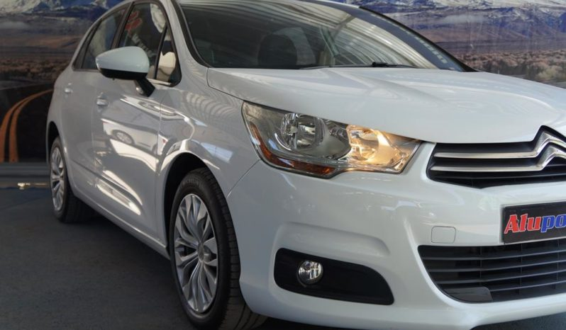 Citroën C4 1.6 E-HDi Airdream Seduction cheio