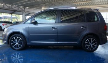 VW Touran 1.6 TDi Blue.Confortline 5L cheio
