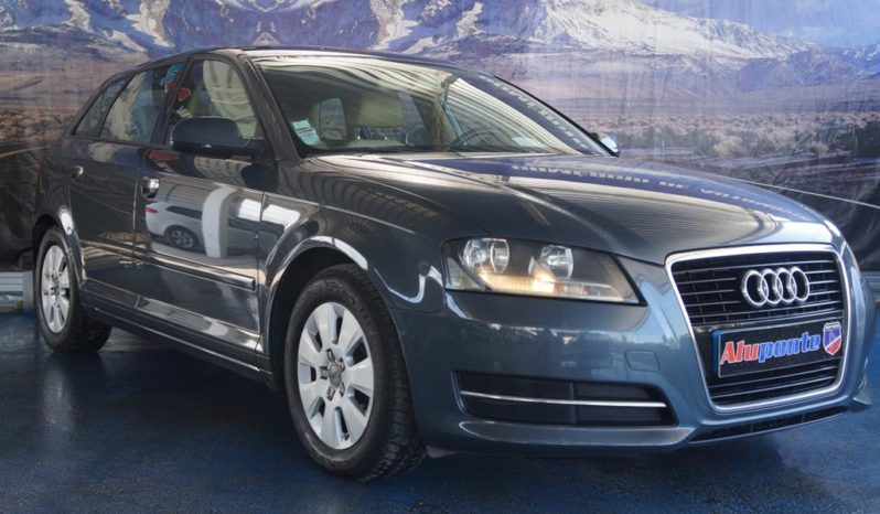 Audi A3 Sportback 1.6 TDi Attraction Business Line cheio