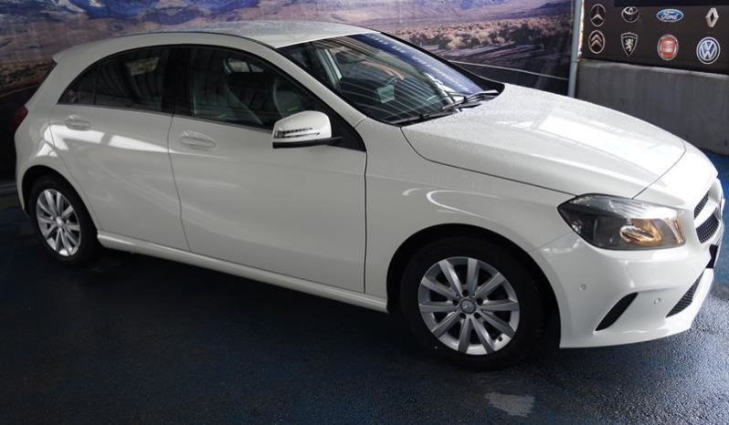 Mercedes-Benz A 180 CDi Fleet Pack Style cheio