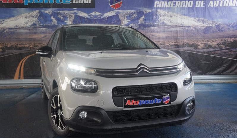 Citroën C3 1.2 Puretech Seduction cheio